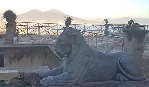 Veduta panoramica di Napoli