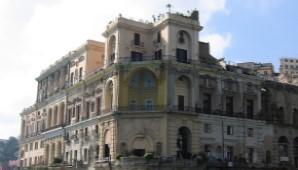 Palazzo storico di Napoli