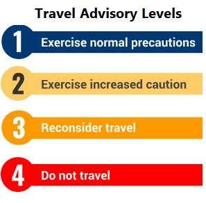 USA advisory